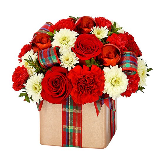 Holiday Flower Present (BF288-11KM)