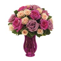 """Mother's Day Rose Garden"" flower bouquet for sale from Ingallina's online gift shop"